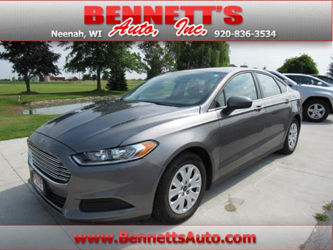 2014 Ford Fusion for sale in Neenah WI