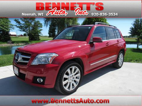 2011 Mercedes-Benz GLK for sale in Neenah WI