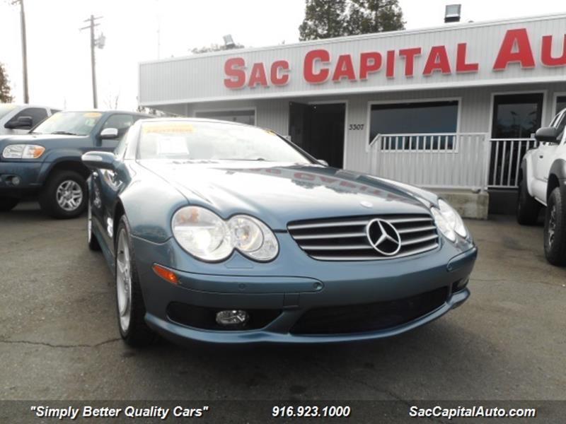 used mercedes benz sl class for sale in sacramento ca