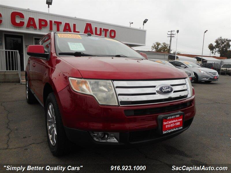 2007 Ford Edge SEL Plus
