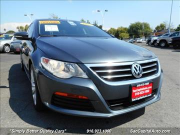 Volkswagen CC For Sale in Sacramento CA  Carsforsalecom