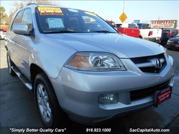 2005 Acura MDX for sale in Sacramento, CA