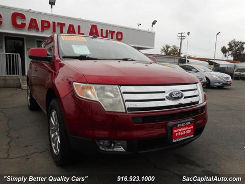 2007 Ford Edge for sale in Sacramento, CA
