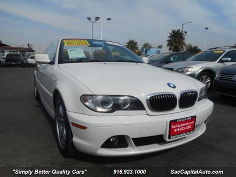 2005 BMW 3 Series for sale in Sacramento, CA