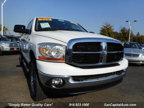 2006 Dodge Ram Pickup 2500 for sale in Sacramento, CA