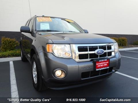 2011 Ford Escape $8,881