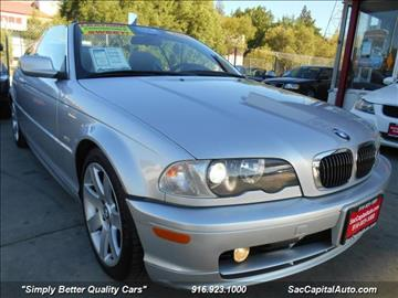 2003 BMW 3 Series for sale in Sacramento, CA