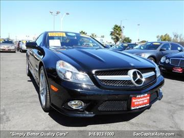 2011 Mercedes-Benz SL-Class for sale in Sacramento, CA