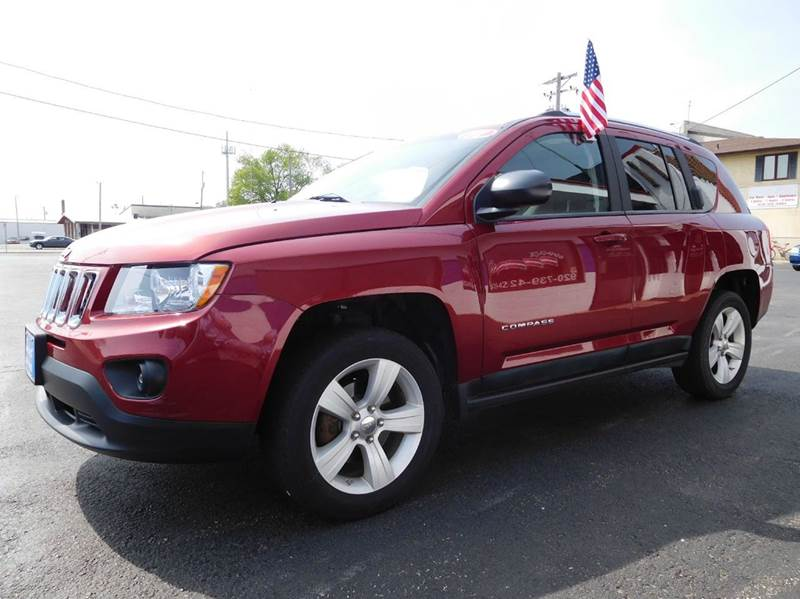 2011 Jeep Compass 4x4 Latitude 4dr SUV In Appleton WI ...