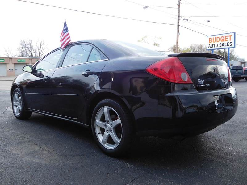 2007 Pontiac G6 4dr Sedan - Appleton WI