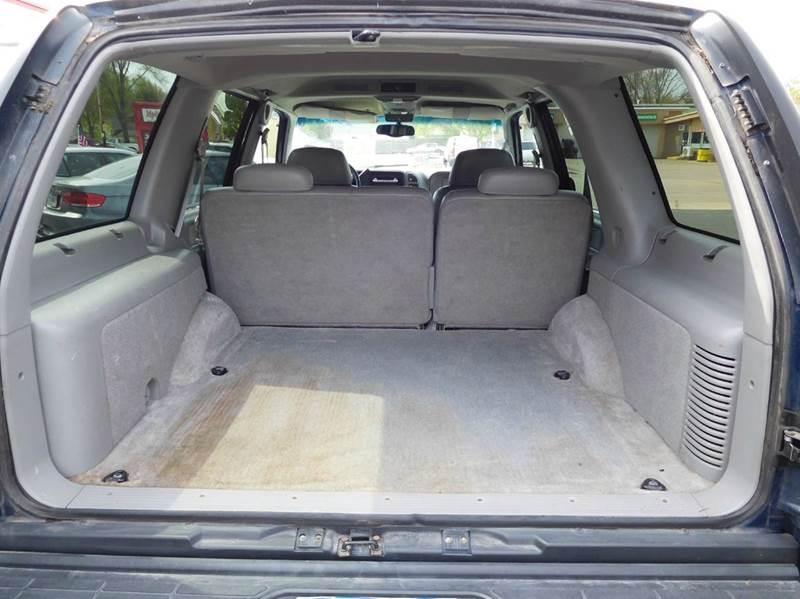 1999 Chevrolet Tahoe LT 4dr 4WD SUV - Appleton WI