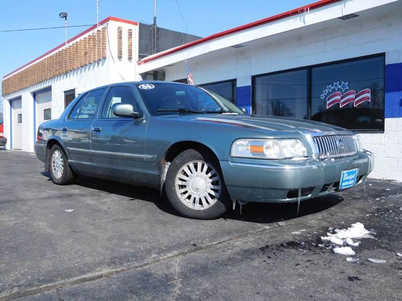 2006 Mercury Grand Marquis Ls Premium 4dr Sedan In