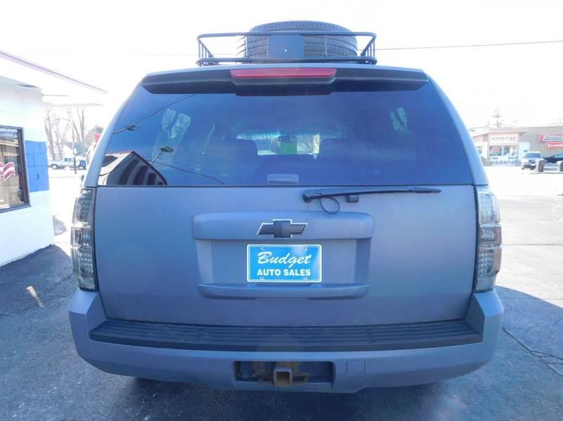 2007 Chevrolet Suburban LS 1500 4dr SUV 4WD - Appleton WI
