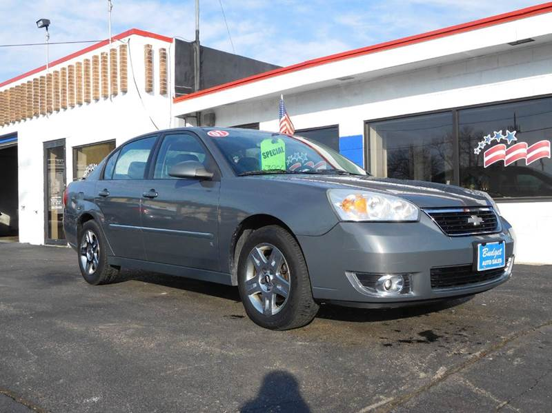 2007 Chevrolet Malibu LT 4dr Sedan V6 In Appleton WI ...