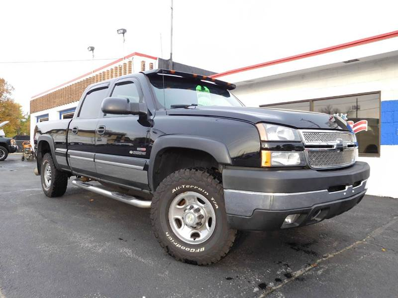 2005 Chevrolet Silverado 2500Hd LS In Appleton WI - Budget ...