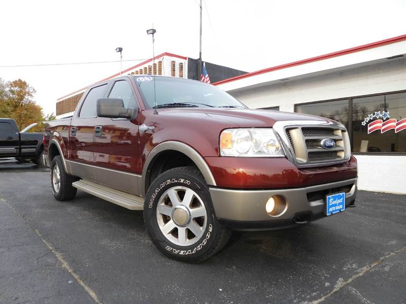 2006 ford f 150 king ranch in appleton wi budget auto sales. Black Bedroom Furniture Sets. Home Design Ideas