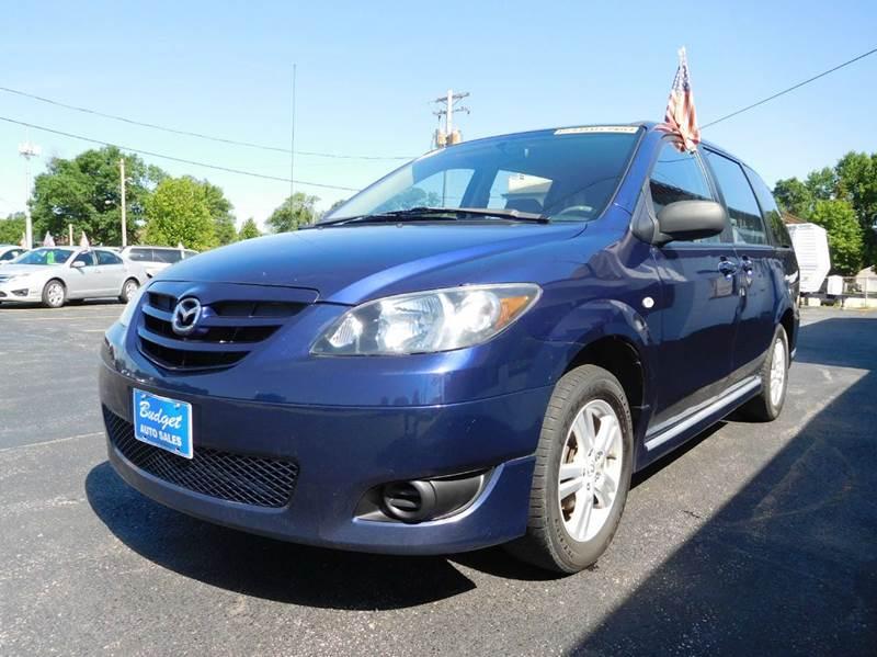 2006 Mazda MPV LX 4dr Mini-Van - Appleton WI