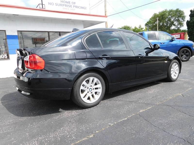 Bmw Series AWD Xi Dr Sedan In Appleton WI Budget Auto - Bmw 325xi price