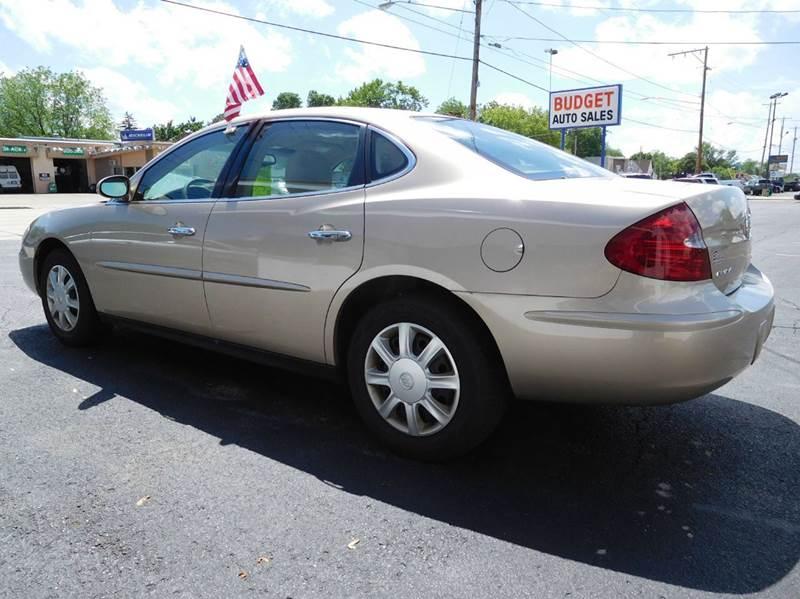 2005 Buick LaCrosse CX 4dr Sedan - Appleton WI