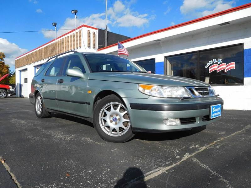 2000 Saab 9-5 4dr 2.3t Turbo Wagon In Appleton WI - Budget ...