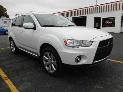 2010 Mitsubishi Outlander for sale in Appleton, WI
