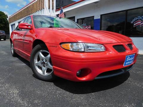 1999 Pontiac Grand Prix for sale in Appleton, WI