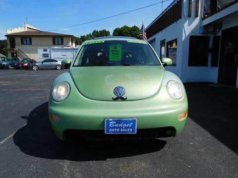 2001 Volkswagen New Beetle for sale in Appleton, WI