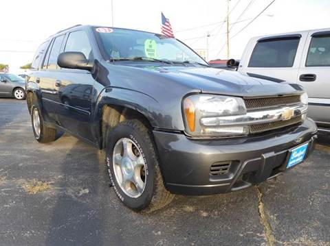 2007 Chevrolet TrailBlazer for sale in Appleton, WI