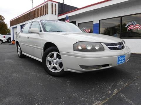 2003 Chevrolet Impala for sale in Appleton, WI