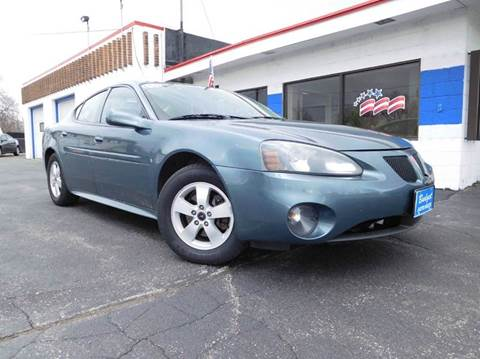 2006 Pontiac Grand Prix for sale in Appleton, WI