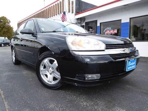 2004 Chevrolet Malibu for sale in Appleton, WI