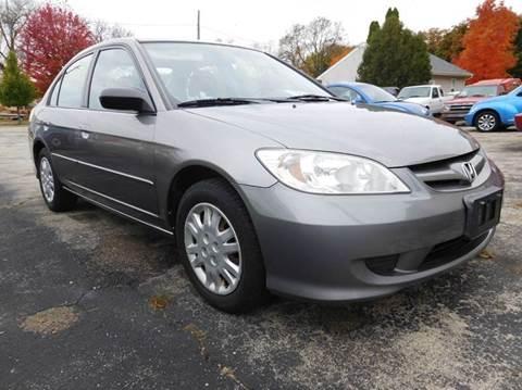 2004 Honda Civic for sale in Appleton, WI