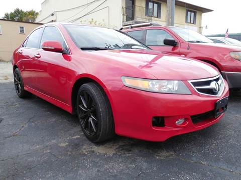 2008 Acura TSX for sale in Appleton, WI