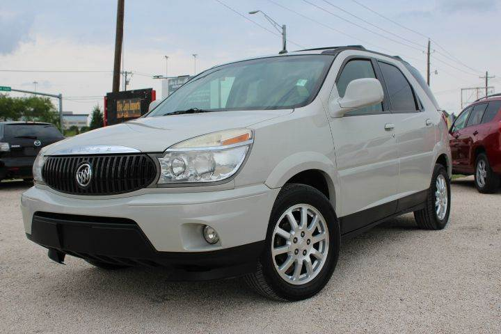 2006 buick rendezvous cxl 4dr suv in austin tx five guys. Black Bedroom Furniture Sets. Home Design Ideas