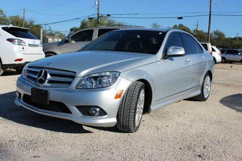 2009 Mercedes-Benz C-Class for sale in Austin, TX