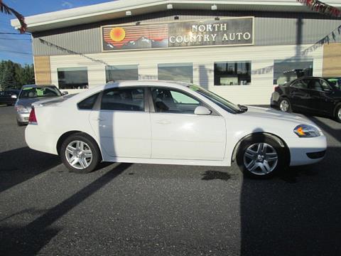 2011 Chevrolet Impala for sale in Presque Isle, ME
