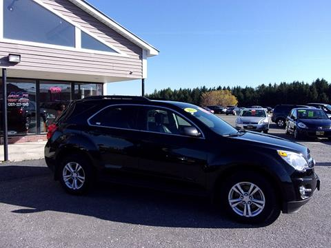 2013 Chevrolet Equinox for sale in Houlton, ME