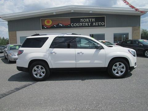 2014 GMC Acadia for sale in Lincoln, ME
