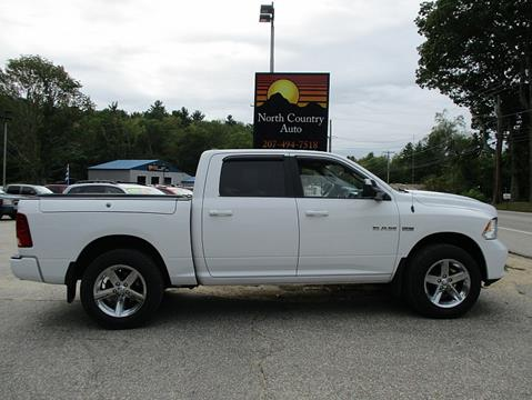 2010 Dodge Ram Pickup 1500 for sale in Biddeford, ME
