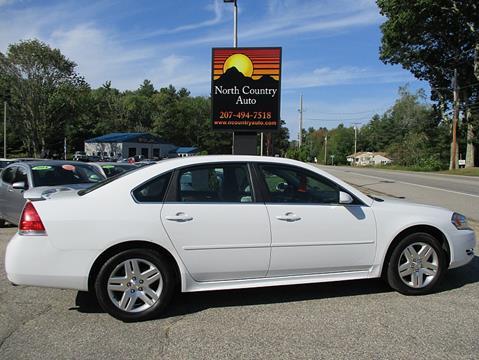 2013 Chevrolet Impala for sale in Biddeford, ME