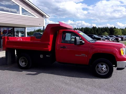 2008 GMC Sierra 3500HD CC for sale in Houlton, ME