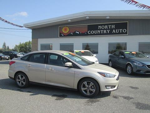2017 Ford Focus for sale in Lincoln, ME