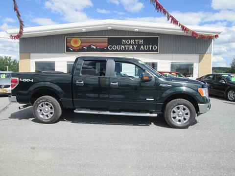2012 Ford F-150 for sale in Lincoln, ME