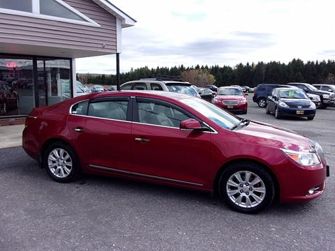 2012 Buick LaCrosse for sale in Houlton, ME