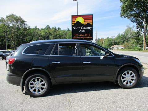 2012 Buick Enclave for sale in Biddeford, ME