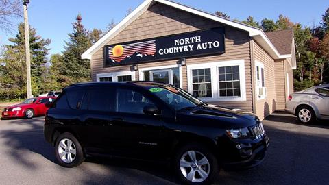 2015 Jeep Compass for sale in Biddeford, ME
