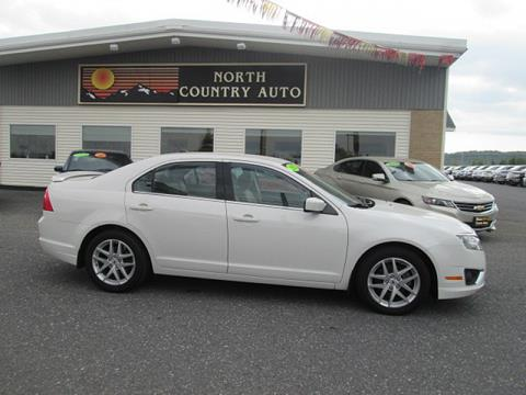 2012 Ford Fusion for sale in Presque Isle, ME