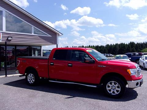 2013 Ford F-150 for sale in Lincoln, ME