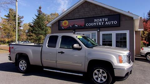 2009 GMC Sierra 1500 for sale in Lincoln, ME