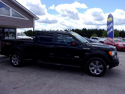 2011 Ford F-150 for sale in Lincoln, ME